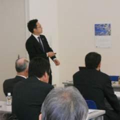 東日本銀行主催管理セミナー