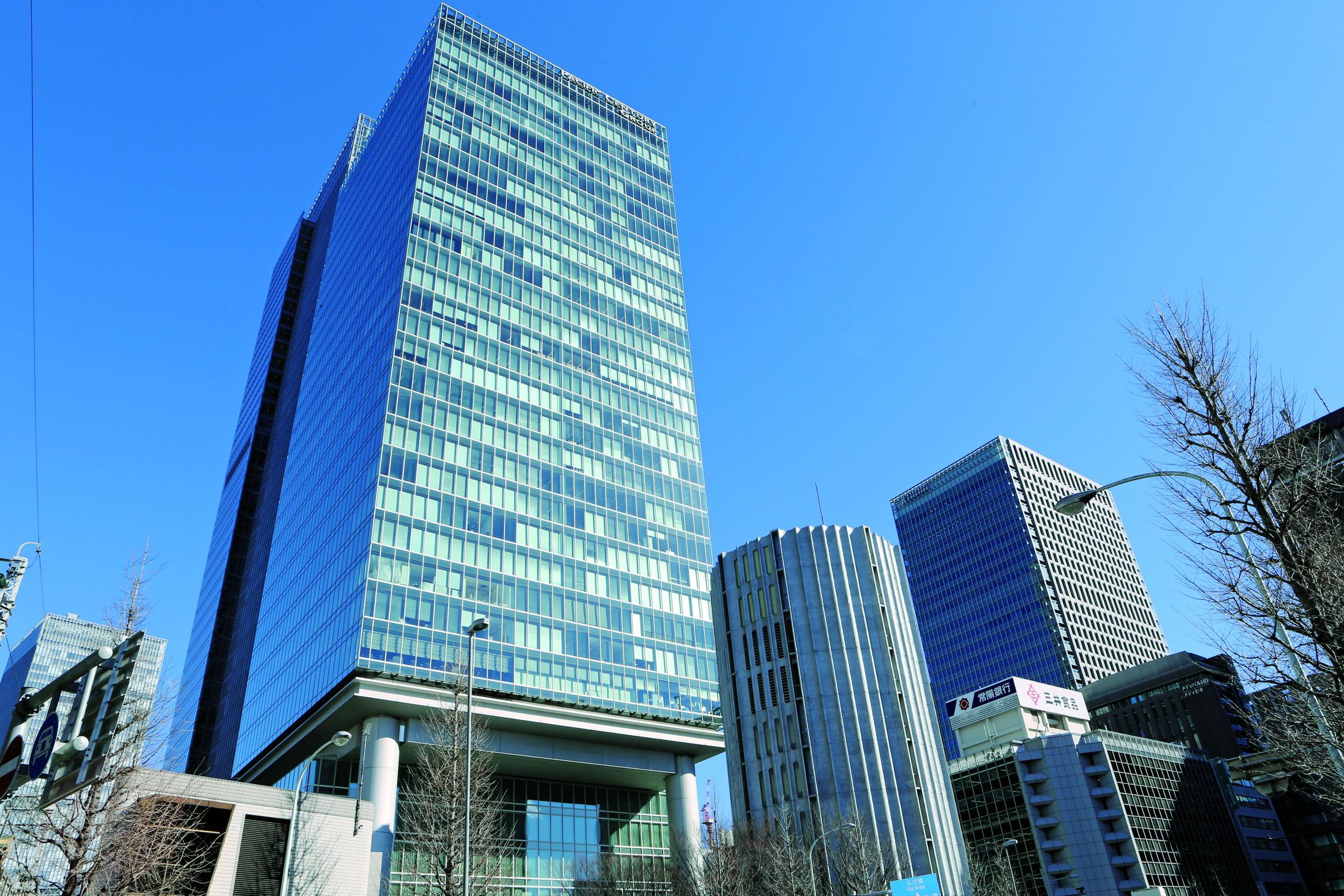オフィスはパシフィックセンチュリープレース丸の内29階にあります。