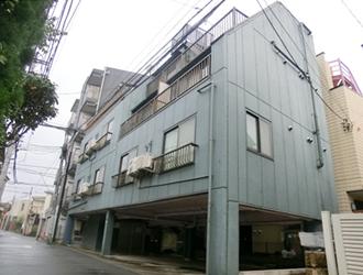 4棟目(東京都)/鉄骨造