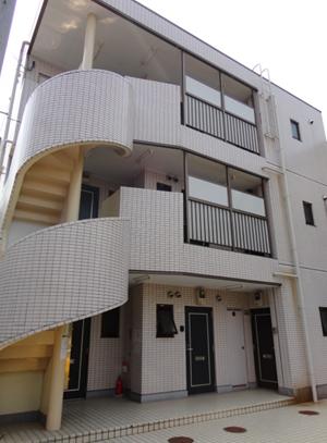 アパート(埼玉県)/鉄骨造