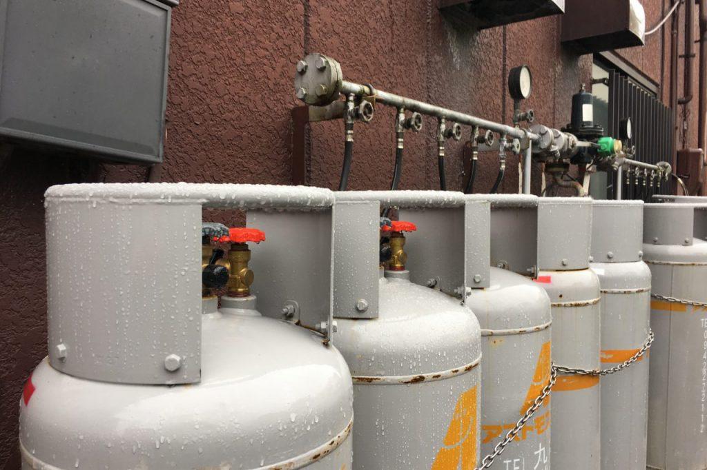 都市ガスからプロパンガスに切り替えると大家が得られる3つのメリット